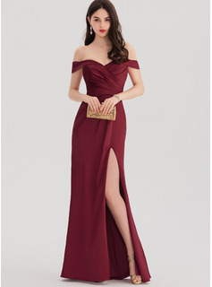 evening party dresses midi length