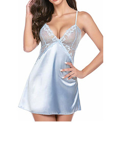 Simple And Elegant Spandex Bridal Lingerie/Slips