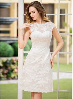chic wedding dresses cheap