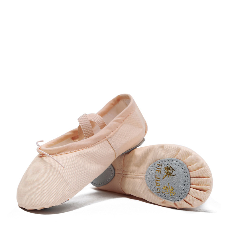 Women's Canvas Ballet Dance Shoes