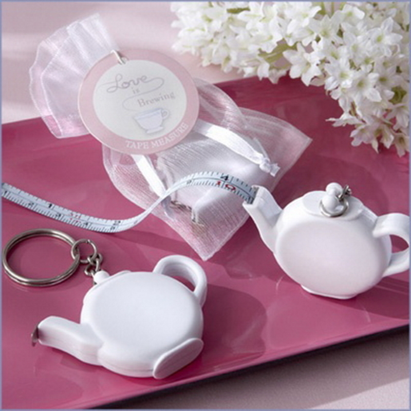 Teapot Plastic Keychains/Tape (Sold in a single piece)