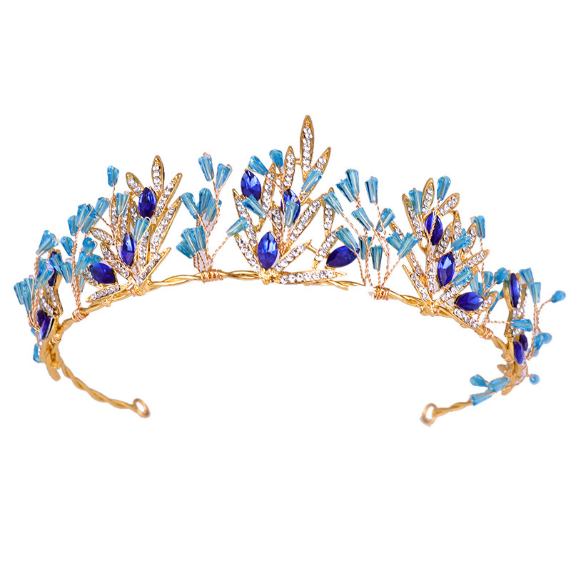 Ladies Elegant Alloy Tiaras (Sold in single piece)