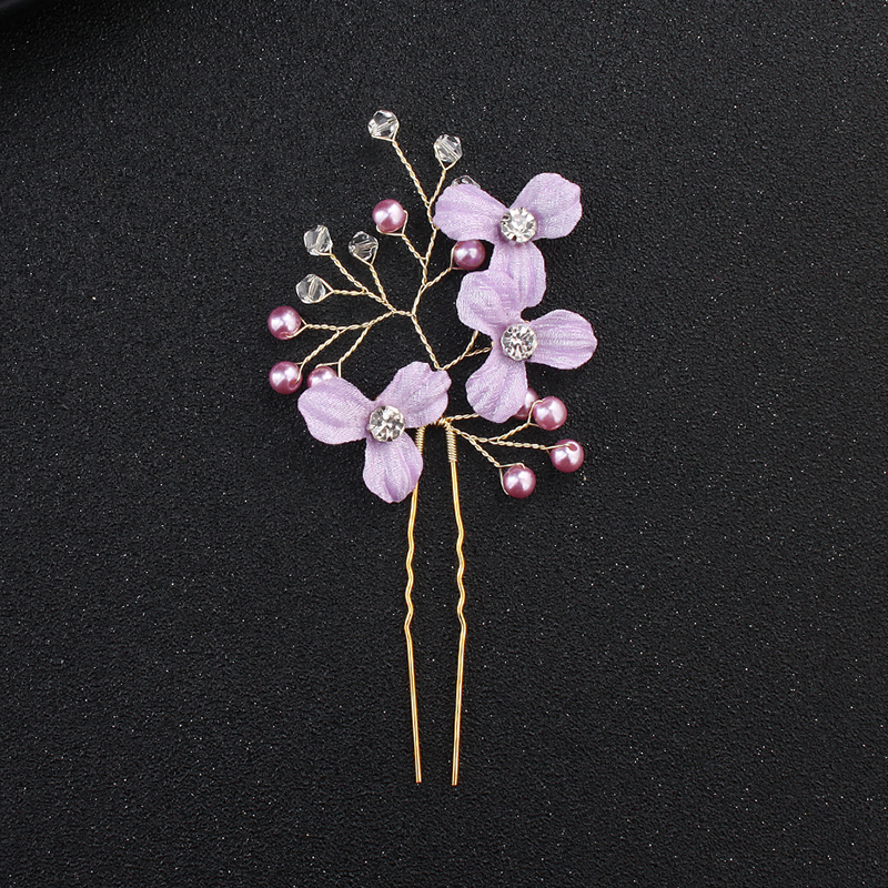 Elegant Alloy Hairpins (Sold in single piece)