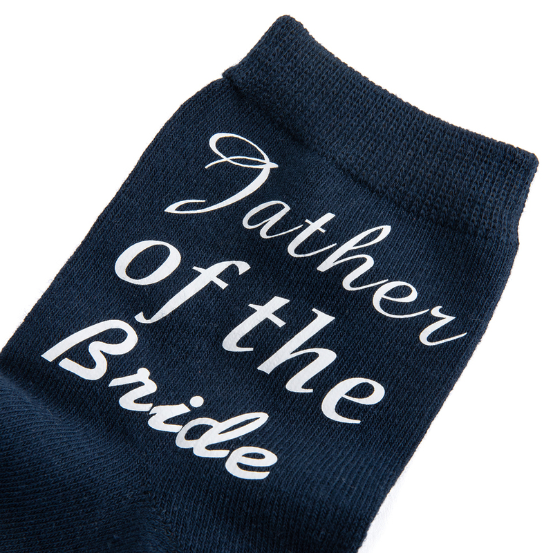 Personalized Formal Men's Socks