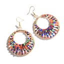 Alloy Beads Women's Fashion Earrings