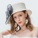 Ladies' Beautiful/Glamourous/High Quality Polyester Beach/Sun Hats