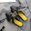 Women's PU Low Heel Flats Slippers With Others shoes