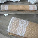 Tablecloth Linen/Lace (Sold in a single piece) Pretty Pretty/Elegant Table Centerpieces