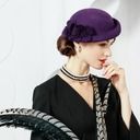 Wool Bowler/Cloche Hats