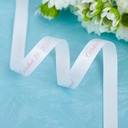 Personalized Elegant Satin Ribbon