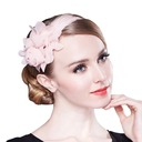 Ladies' Beautiful Feather/Chiffon Fascinators