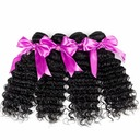 5A Virgin/remy Curly Human Hair Human Hair Weave (Sold in a single piece) 100g