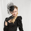 Ladies' Beautiful Polyester Kentucky Derby Hats