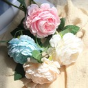 Nice/Flower Design Lovely Silk Flower Artificial Flowers (set of 4)
