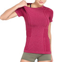 Classic Skin-Friendly Sports Nylon Sports Tee
