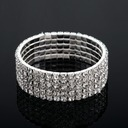 Tennis Alloy With Rhinestone Ladies' Bracelets