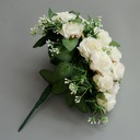 Round Bridal Bouquets/Bridesmaid Bouquets (Sold in a single piece) -