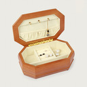 Bride Gifts - Attractive Delicate Wooden Jewelry Holder