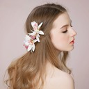 Ladies Elegant Silk Flower Hairpins (042168251)