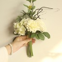 "Simple/Nice ""Beautiful Flower"" Plastic/Cloth Artificial Flowers"
