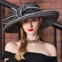 Ladies' Classic Cambric Floppy Hat/Kentucky Derby Hats
