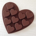 Heart Shaped Silicone Cake Mould
