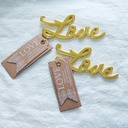 Love Antique Gold Bottle Opener (Sold in a single piece)