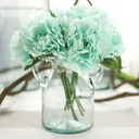 Attractive Hand-tied Artificial Silk Bridal Bouquets/Bridesmaid Bouquets/Wedding Table Flowers -