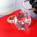 Personalized artificial crystal Crystal Item (Sold in a single piece)
