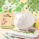 Ceramic Mini-Piggy Bank (Sold in a single piece)