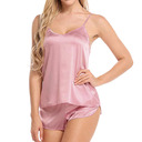 Bridal/Feminine Simple And Elegant Spandex Cami Sets Cami Sets
