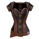 Women Sexy/Casual Spandex Vest/Waist Cinchers With Buckle Shapewear