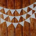Triangle Lovely Cotton Photo Booth Props