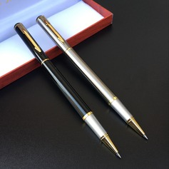 Personalized Classic Pattern Metal Roller Pen