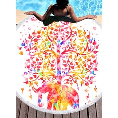 Elephant Oversized/attractive Beach towel