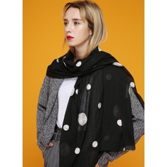 Polka Dots Light Weight Cotton Scarf