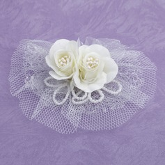 Beautiful Tulle Fascinators/Flowers & Feathers