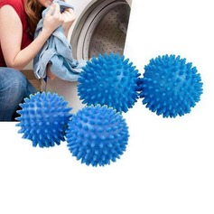 Washing Ball Dryer Balls Keeping Laundry Soft Fresh Washing Machine Drying Fabric Softener Gifts