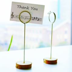 Wooden Place Card Holder