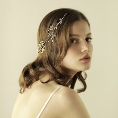 Ladies Glamourous Freshwater Pearl Headbands