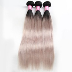 4A Non remy Straight Human Hair Human Hair Weave (Sold in a single piece) 100g (235152629)