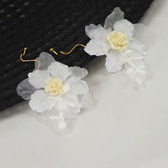 Satin/Organza/Lace Boutonniere (set of 2) -