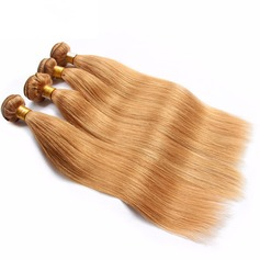 5A Virgin/remy Straight Human Hair Human Hair Weave (Sold in a single piece) 100g