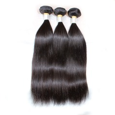 5A Virgin/remy Straight Human Hair Human Hair Weave (Sold in a single piece) 100g (235152375)