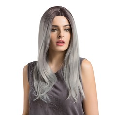 Straight Synthetic Hair Capless Wigs 370g