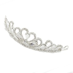 Stylish Crystal/Alloy Tiaras