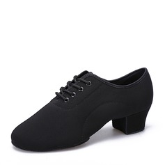 Men's Canvas Practice Dance Shoes
