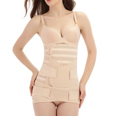 Women Classic/Casual Polyester Breathability Waist Cinchers Shapewear