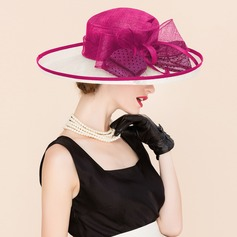 Ladies' Elegant Cambric Bowler/Cloche Hats/Kentucky Derby Hats/Tea Party Hats