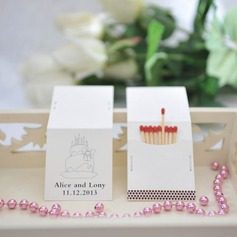 Personalized Cupcake Design Hard Card Paper